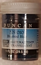 Bluebird Blue - Translucent Acrylic- 1oz