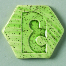 Potterycrafts PISTACHIO SPICE Speckle Art B/on Glaze- 500ml