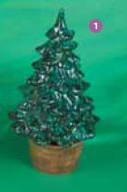 Small Christmas Tree & Base Mould