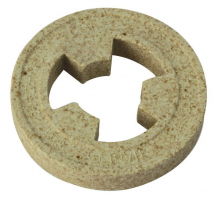 Castellated Prop - Disk - 76x6mm