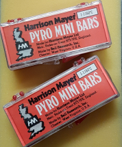 Harrison Minibar 5 1205°C - 50 Bars - Half Price