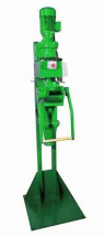 Vertical Pugmill 100mm Outlet - 1.5HP