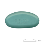 Rubber Kidney Palette Small - Semi-Firm