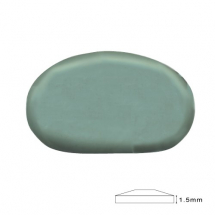 Rubber Kidney Palette Large - Semi-Firm