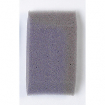 Fine Texture Sponge with Tapered Ends