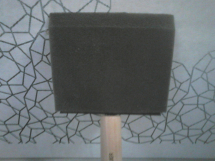 Sponge On Stick 100mm