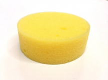 Small Round Sponge 70mm Dia x 25mm