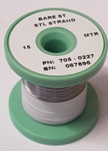 24 Gauge Stainless Steel Wire 15 Metre Length