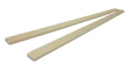 Rolling Guides Small 6x19x460 mm long - Pair