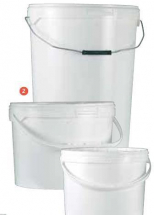 5lt Bucket With Plastic Handle