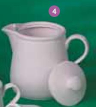 Cottage 1litre Coffee Jug Mould