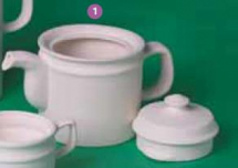 Continental Teapot Mould