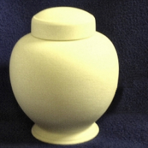 Ginger Jar Mould & Lid 2.Part