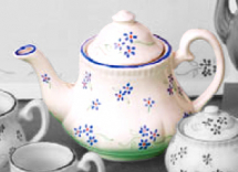 Miniature Teapot Mould