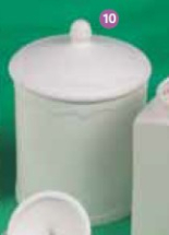 Large Round Storage Jar Mould (No 10)