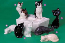 New Sitting Cat Mould