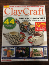ClayCraft Magazine Issue 4