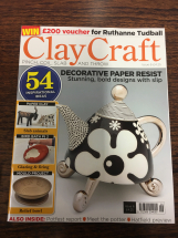 ClayCraft Magazine Issue 6