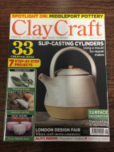 ClayCraft Magazine Issue 8