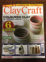 ClayCraft Magazine Issue 15