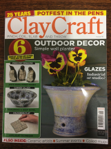 ClayCraft Magazine Issue 16