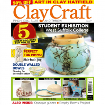 ClayCraft Magazine Issue 17
