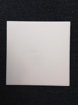 Square Bisque Tile 152x152x6.5mm (6inch x 6inch)