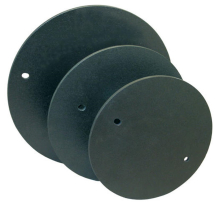 8inch Plasti Throwing Batt With Pin Hole