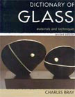 A Dictionary Of Glass C.Bray 30% Off