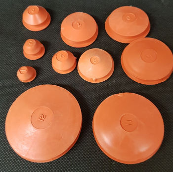 Rubber Stopper 32mm - 1¼Inch No 8