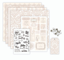 SC031 Wedding Page kit