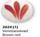 Schjerning Brown Red - 8g