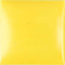 Duncan Satin Neon Yellow Glaze  - 4oz