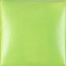 Duncan Satin Neon Green Glaze  - 4oz