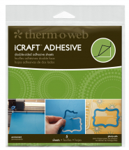 ThermoWeb iCraft Easy Cut Adhesive Sheets - 5