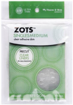 ThermoWeb ZOTS -Singles Medium 175 pack