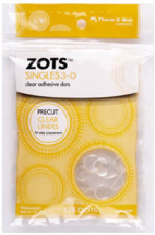 ThermoWeb ZOTS - Singles - 3-D 125pack