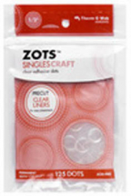 ThermoWeb ZOTS - Singles Craft 125pack