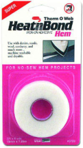 HeatnBond - HEM Super Tape  19mm x 7.25m
