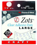 "ThermoWeb -Zots Craft 1/2"" 250 pack"