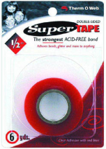 ThermoWeb - Super Tape 1/2inch x 6 Yds
