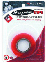 ThermoWeb - Super Tape 1/8inch x 6 Yds