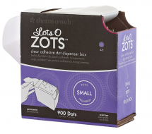 ThermoWeb - Zots Small 3/16inch - 900 pack