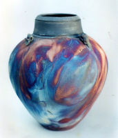 Raku / Crackle Glazes