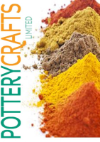 Potterycrafts Glaze & Body Stain Powder