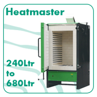 Front Loading Heatmaster 240 to 680lt