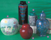 Vases & Jar Moulds