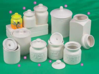 Storage Jars & Pots