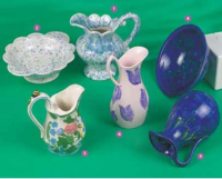 Jugs & Pitcher Moulds